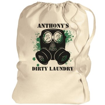 Anthony's Laundry Port Authority Laundry Bag