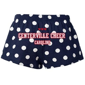 Centerville Cheer Shorts