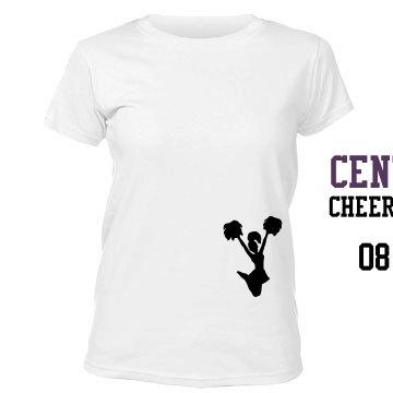 Central Cheerleader