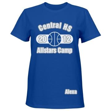 Central HS Camp