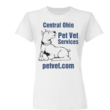 Central Ohio Vet Tee
