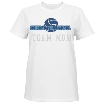 Central Volleyball Mom