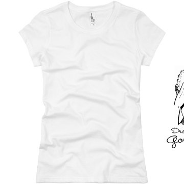 Drop Dead Gorgeous Junior Fit Basic Bella Favorite Tee