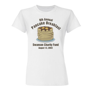 Charity Pancake Breakfast