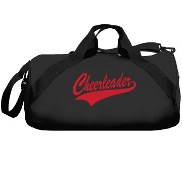 Cheer bag Liberty Bags Barrel Duffel Bag