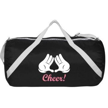 Cheer Fan Sports Bag