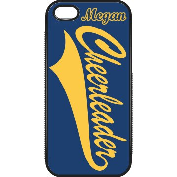 Cheer School Colors Phone