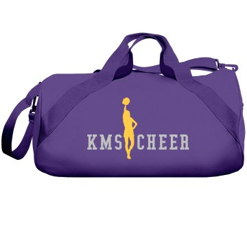 Cheer Squad Bag Liberty Bags Barrel Duffel Bag