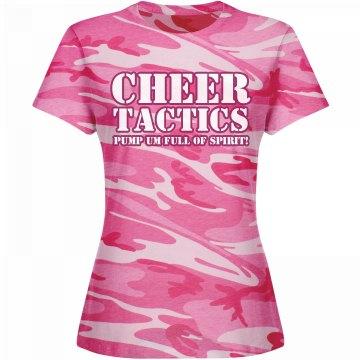 Cheer Tactics