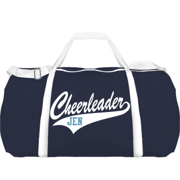 Cheerleader Bag w/ Back Augusta Sport Roll Bag