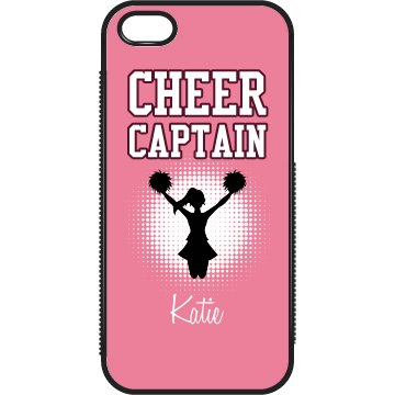Cheerleader Captain Case