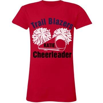 Cheerleader Tee