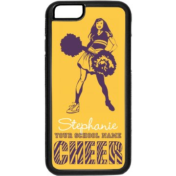 Cheerleading iPhone Case