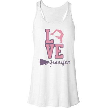 Cheerleading Tank Be
