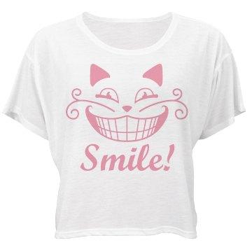 Cheshire Cat Big Smile