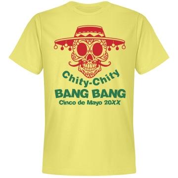 Chity-Chity Bang Bang Tee Unisex Anvil Lightweight Fashion Tee