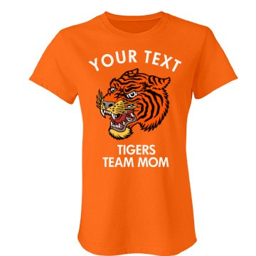 CHS Softball Team Mom Junior Fit Bella Favorite Tee