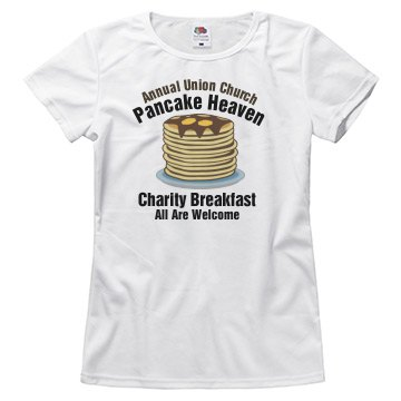 Church Pancake Breakfast