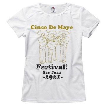 Cinco de Mayo 1981