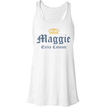 Cinco Mayo Drink Team 3 Bella Flowy Lightweight Racerback Tank