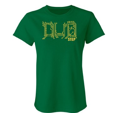 Circuit Dubstep Junior Fit Bella Favorite Tee