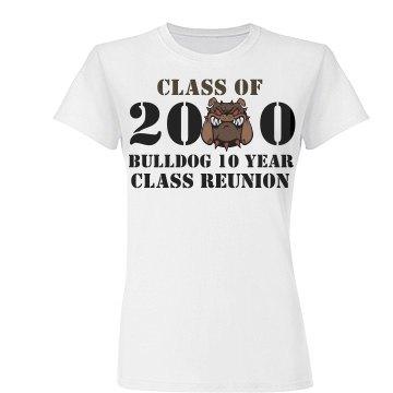 Class Of 2000 Ten Year
