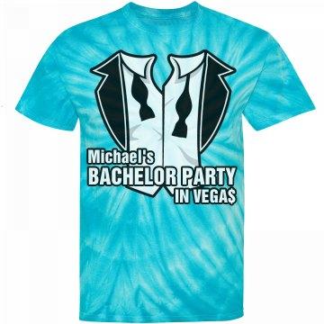 Classy Vegas Bachelor Boy