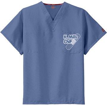 CNP Scrub Shirt