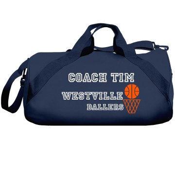Coach Tim Bag