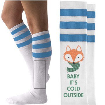 Cold Outside Fox