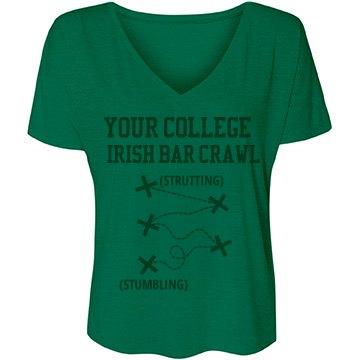 College Bar Crawl