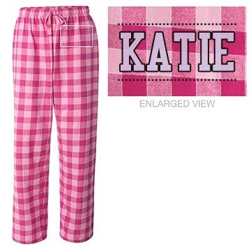 College Lounge Pajamas