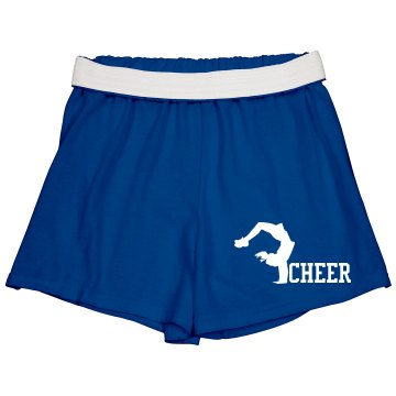 Comets Cheer Shorts Youth Soffe Cheer Shorts