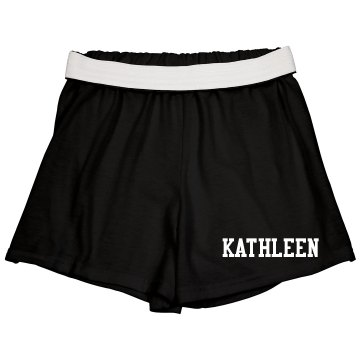 Comets Cheer Shorts Youth Soffe Chee