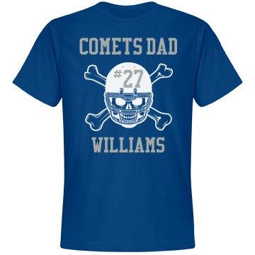 Comets Dad