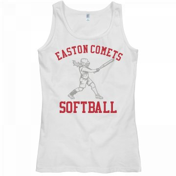 Comets Softball Mom