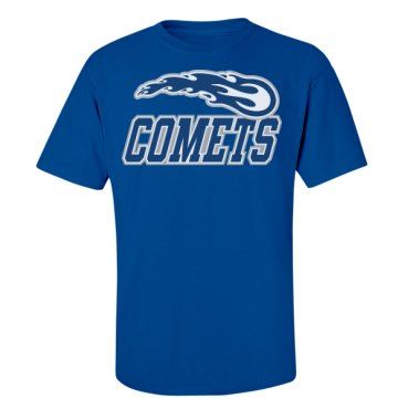 Comets w/ Name & Number