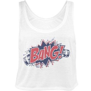Comic Bang Firework