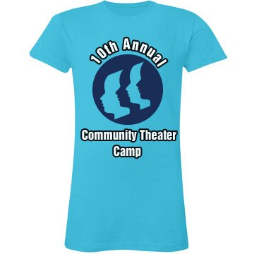 Community Theater Camp