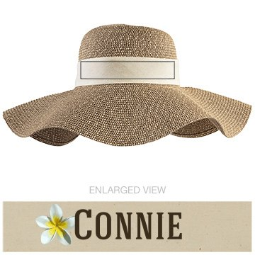 Connie on the Beach