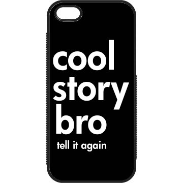 Cool Story Bro Call Again