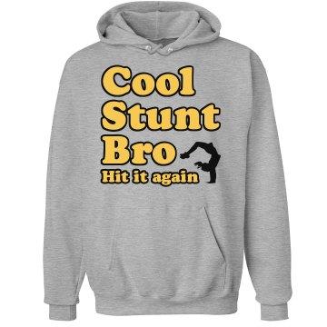 Cool Stunt Hoodie