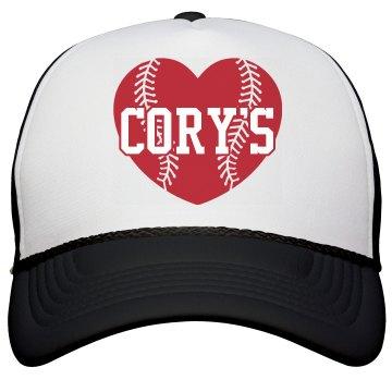 Corey's Baseball Fan
