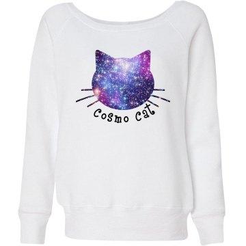 Cosmo Cat Foot Print