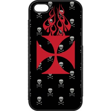 Cross & Skull Case