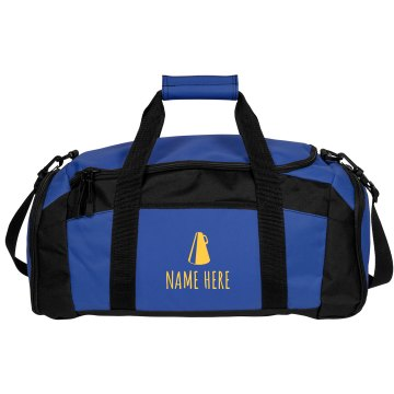 Custom Cheer Gear Bag