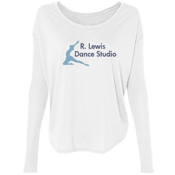 Custom Dance Studio Bella Flowy Lightweight