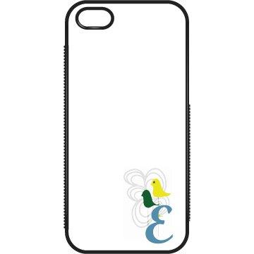 Custom E Monogrammed Case