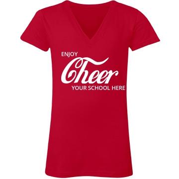 Custom Enjoy Cheer