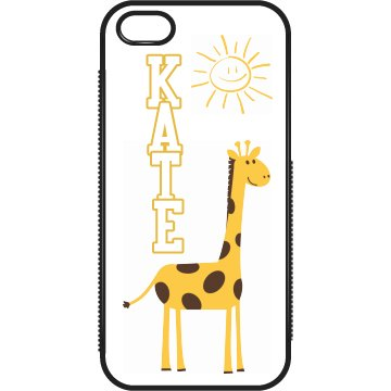 Custom Giraffe iPhone